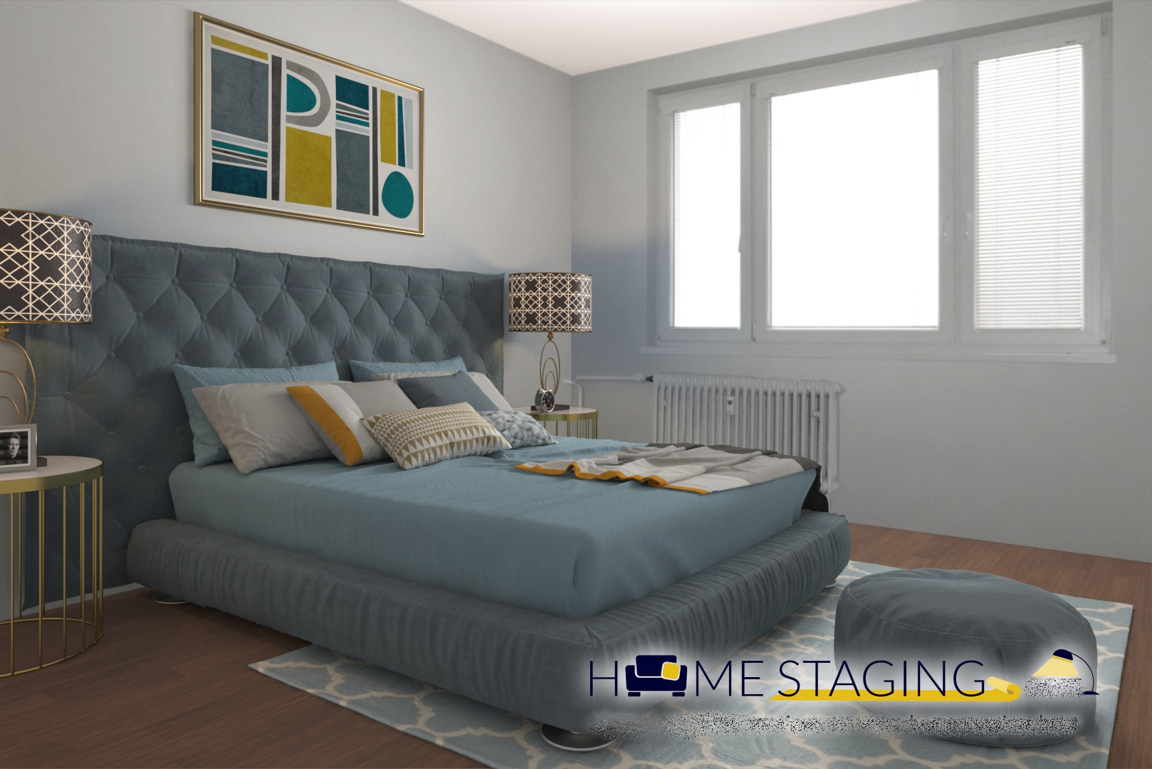 Home Staging- vizualizacia